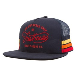 FASTHOUSE ONE STOP HAT NAVY OSFA