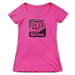 TLD S15 WMN PERFECTION TEE PINK