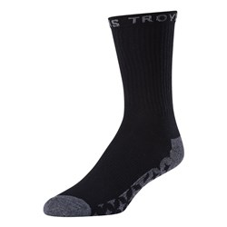 TLD 18 STARBURST CREW SOCK BLACK 3 PACK