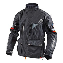TLD HYDRO ADVENTURE JACKET BLACK