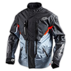 TLD RADIUS ADVENTURE JACKET BLACK