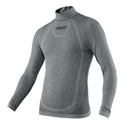 TLD 17 RUCKUS BASELAYER L/S GREY
