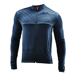 TLD ACE THERMAL JERSEY BLACK