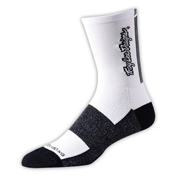 TLD 17 ACE PERF CREW SOCK WHITE