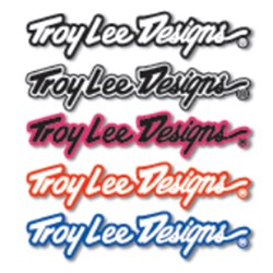 "TLD SIGNATURE STICKER ASSORTED 5"" 25 PACK"