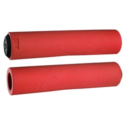 ODI MTB F-1 FLOAT FOAM GRIP 130MM RED