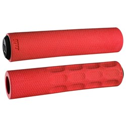 ODI MTB F-1 VAPOR FOAM GRIP 130MM RED