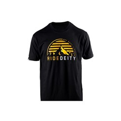 DEITY SUMMIT TEE BLACK