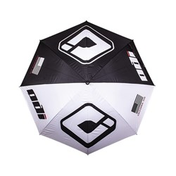 ODI UMBRELLA MX LOCK ON GRIP BLACK / WHITE