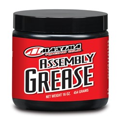 MAXIMA ASSEMBLY GREASE 454 GM 16 OZ (PACK 12 PER CARTON)