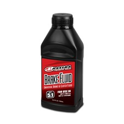MAXIMA BRAKE FLUID DOT 3 4 5.1 HIGH TEMP 500 ML (PACK 24 PER CARTON)