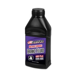 MAXIMA BRAKE FLUID DOT 3 4 5.1 SYNTHETIC RACING HIGH TEMP 500 ML (PACK 24 PER CARTON)