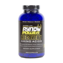 RYNO POWER RECOVERY CAPSULES 200 CT