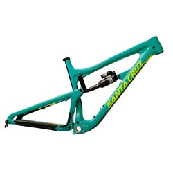 SC 17 NOMAD CC 27.5 FRAME RS MONARCH PLUS GLS EMERALD YELLOW