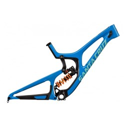 SC 18 V10 CC 27.5 FRAME FOX DHX2 FACTORY BLUE MINT
