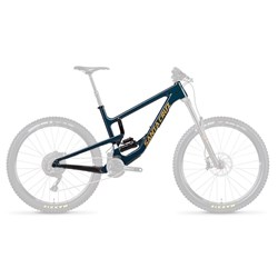 SC 18 NOMAD 4.0 CC 27.5 FRAME RS SUPER DELUXE AIR RCT INK BLUE - GOLD