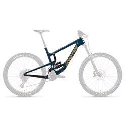 SC 18 NOMAD 4.0 CC 27.5 FRAME RS SUPER DELUXE COIL RCT INK BLUE - GOLD