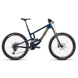 SC 18 NOMAD 4.0 CC 27.5 XX1 RS SD AIR RS LYRIK RCT 170 INK BLUE - GOLD