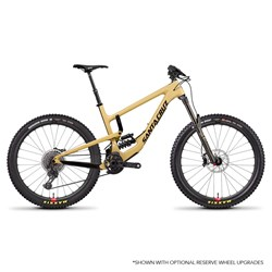 SC 18 NOMAD 4.0 CC 27.5 XX1 RS SD COIL RS LYRIK RCT 170 TAN - BLACK