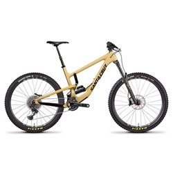 SC 18 NOMAD 4.0 CC 27.5 X01 RS SD AIR RS LYRIK RCT 170 TAN - BLACK