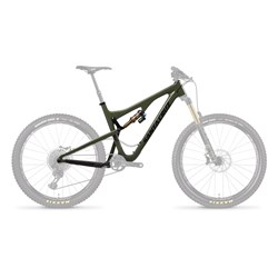 SC 18 BRONSON CC FRAME FOX FLOAT FACTORY DPX OLIVE GREEN - BLACK