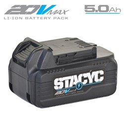 STACYC BATTERY REPLACEMENT BATTERY 5.0AH LI-ION BATTERY