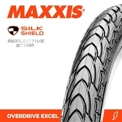 OVERDRIVE EXCEL 700 X 35C SILKSHIELD WIRE 60TPI