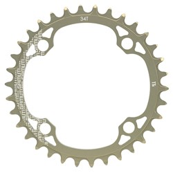 GAMUT CHAINRING THICK THIN RACERING 4/104 30T