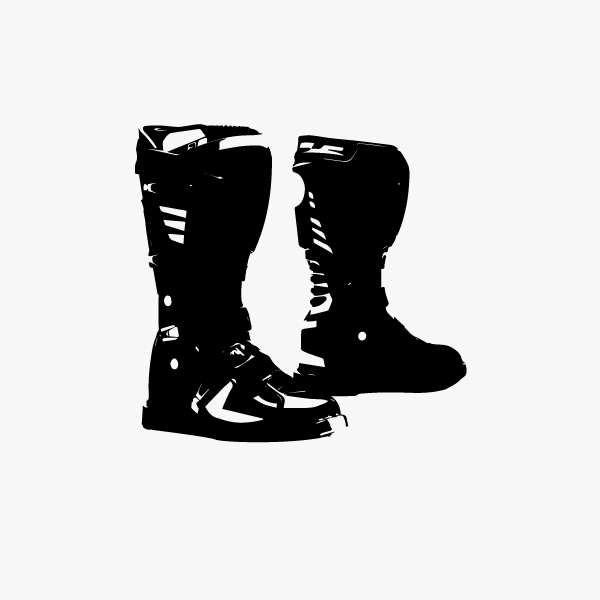 Motorcycle Footwear | Boots