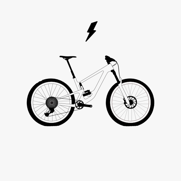 Bicycle E-Bike Complete Bikes