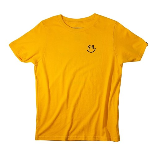 FH 19 STANLEY YTH TEE GOLD