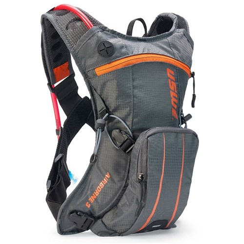 USWE 21 AIRBORNE 3 PACK 2.0L ELITE BLADDER GREY / ORANGE