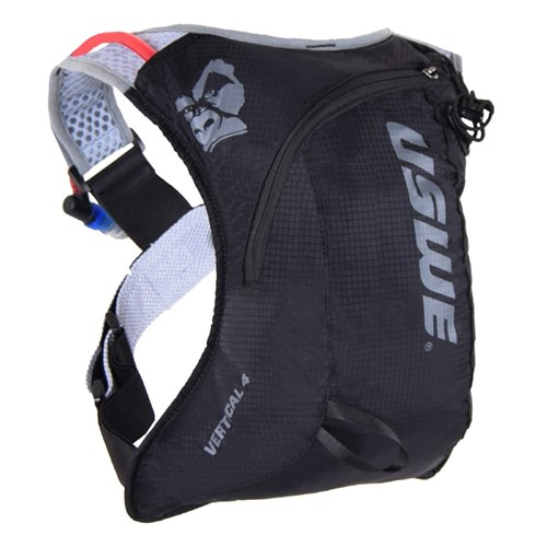 USWE 18 VERTICAL 4 PACK 1.5L / 2.0L SHAPE SHIFT CARBON BLACK