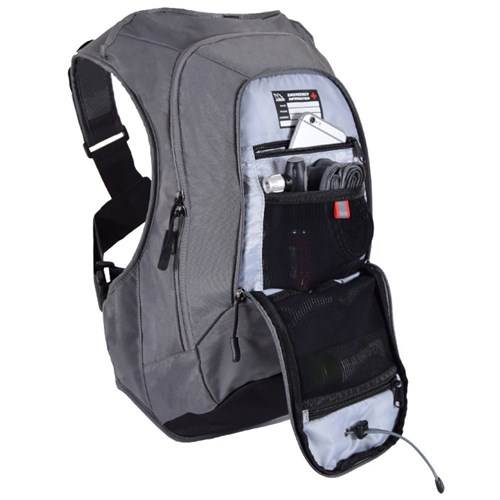 Iron Grey USWE 18 Lizard 16 Pack Hydration Compatible Daypack