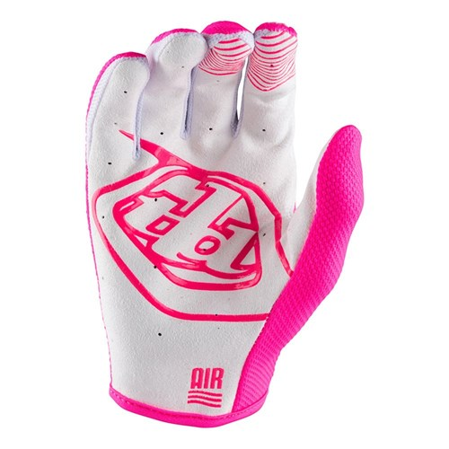 TLD 17 AIR GLOVE SOLID FLO PINK