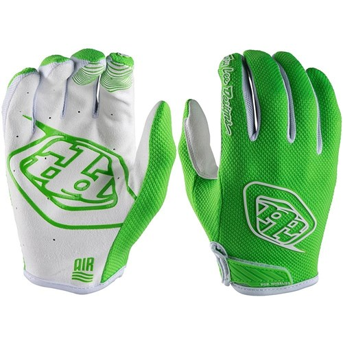 TLD 17 AIR GLOVE SOLID FLO GREEN