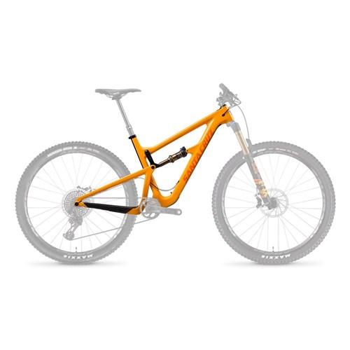 SC 18 HIGHTOWER CC 29 / 27.5+ FRAME FOX FLOAT FACTORY DPX MANGO - ORANGE