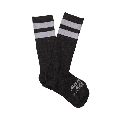 SC RINGER SOCK BLACK
