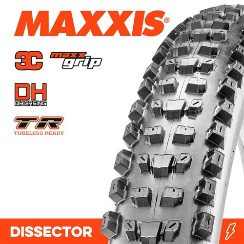DISSECTOR 27.5 X 2.40 WT 3C GRIP DH TR FOLD 60X2TPI