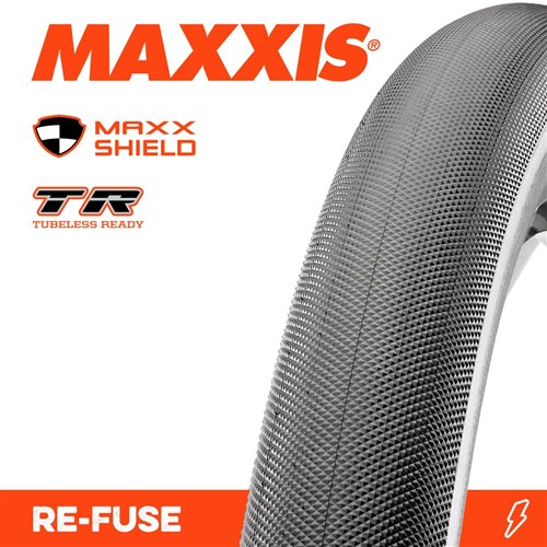 RE-FUSE 700 X 40C MAXXSHIELD TR CARBON 60TPI